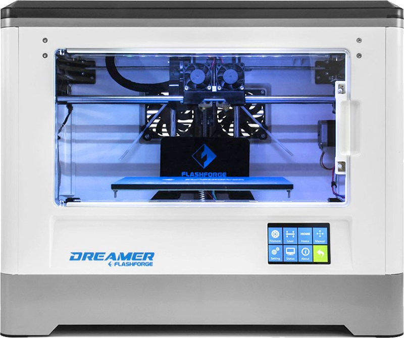 Image of the Flashforge Dreamer 3D printer