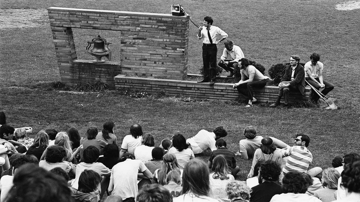 Tell Your Story: Kent State Shootings: Oral History Project