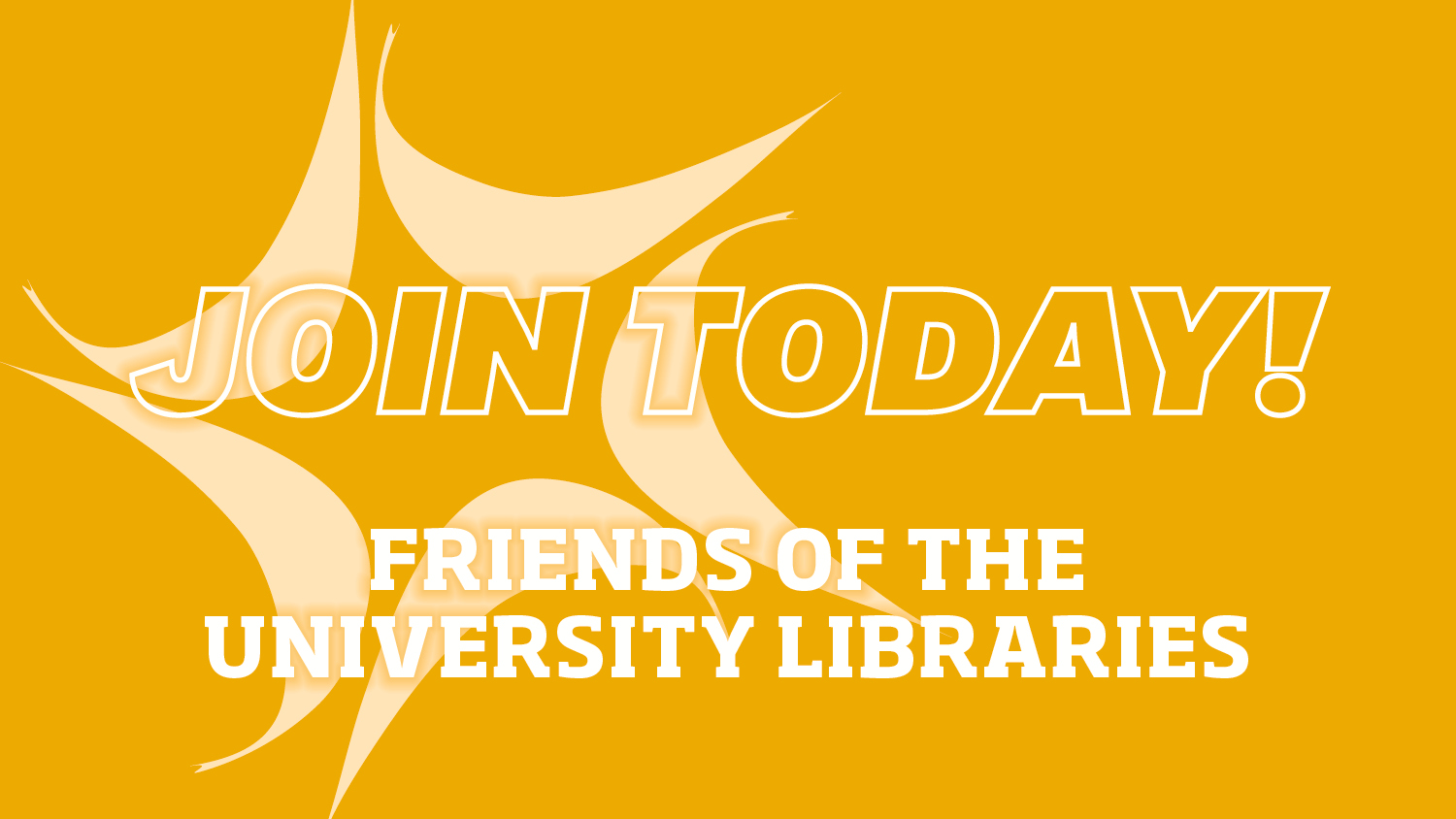 Friends of University Libraries