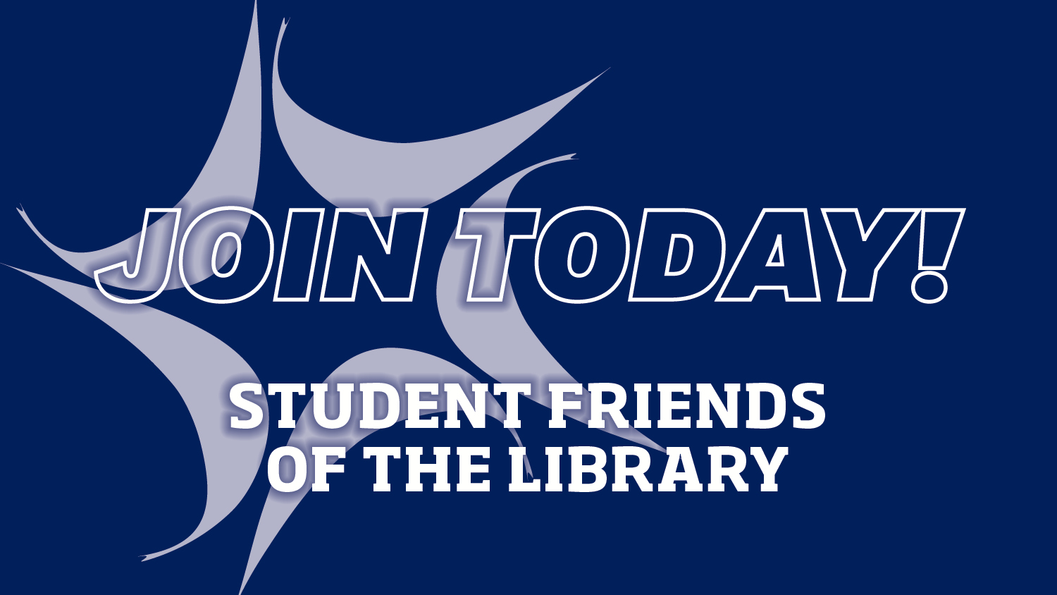 Student Friends of the Library