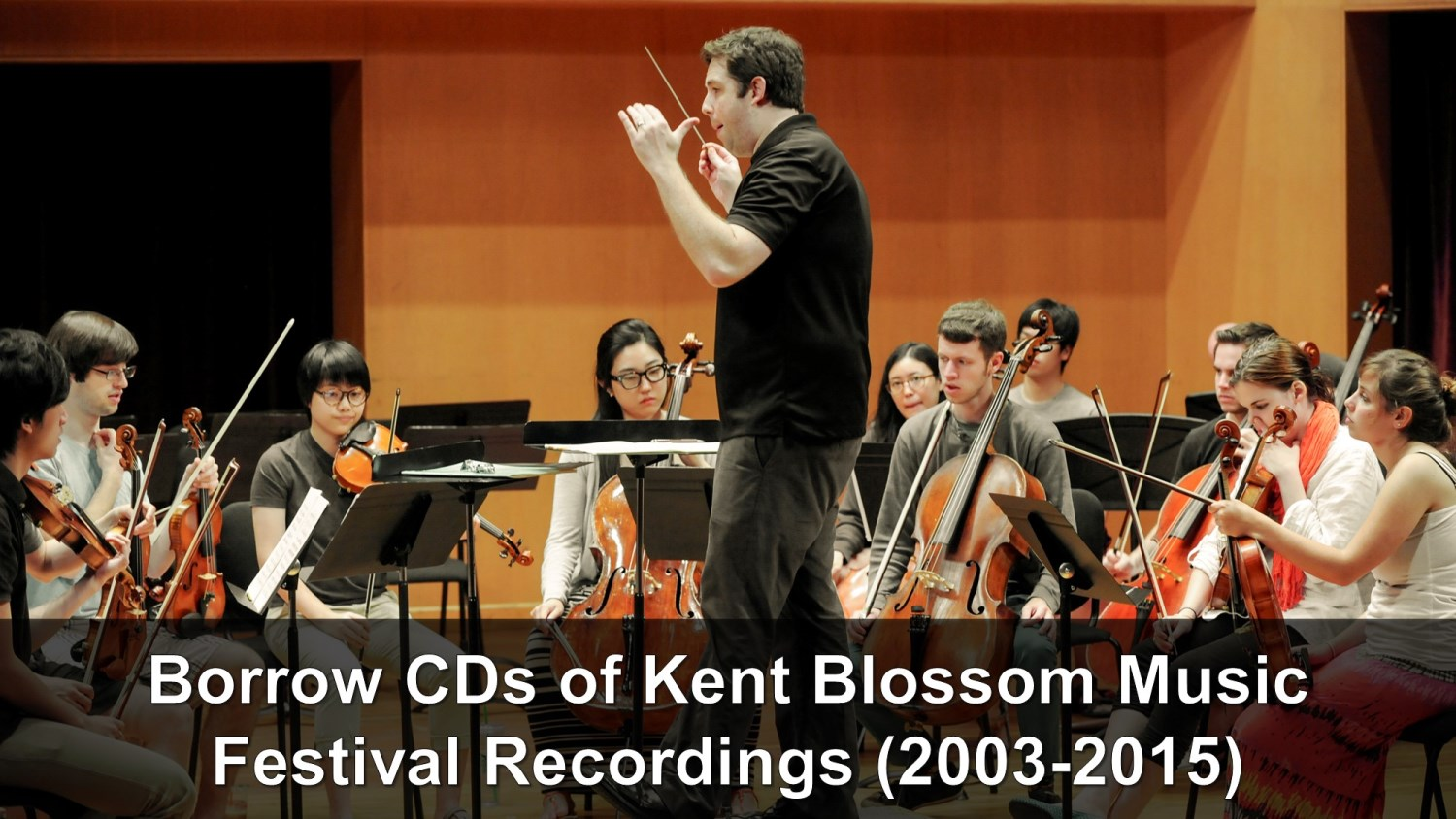 Show more about Kent/Blossom Music Festival faculty and chamber recital recordings