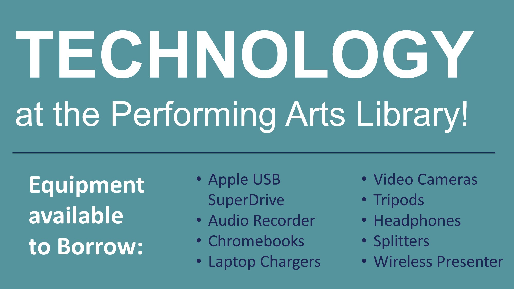 Show more about Borrow Technology @ the PAL!