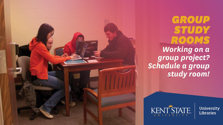 Group study room gmu