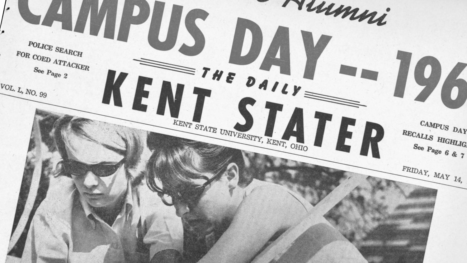 Digital Daily Kent Stater (fall 1939-fall 1979)