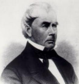 Portrait of Zenas Kent