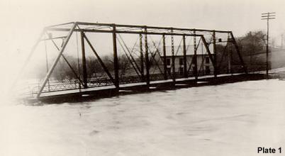 Water Rising to Floor of Stow Street Bridge