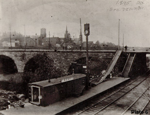 1895 B&O Depot Car