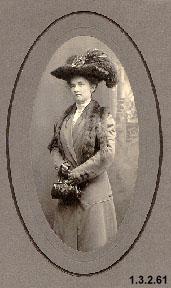 Photograph of Marcella Casey [ca.1900]