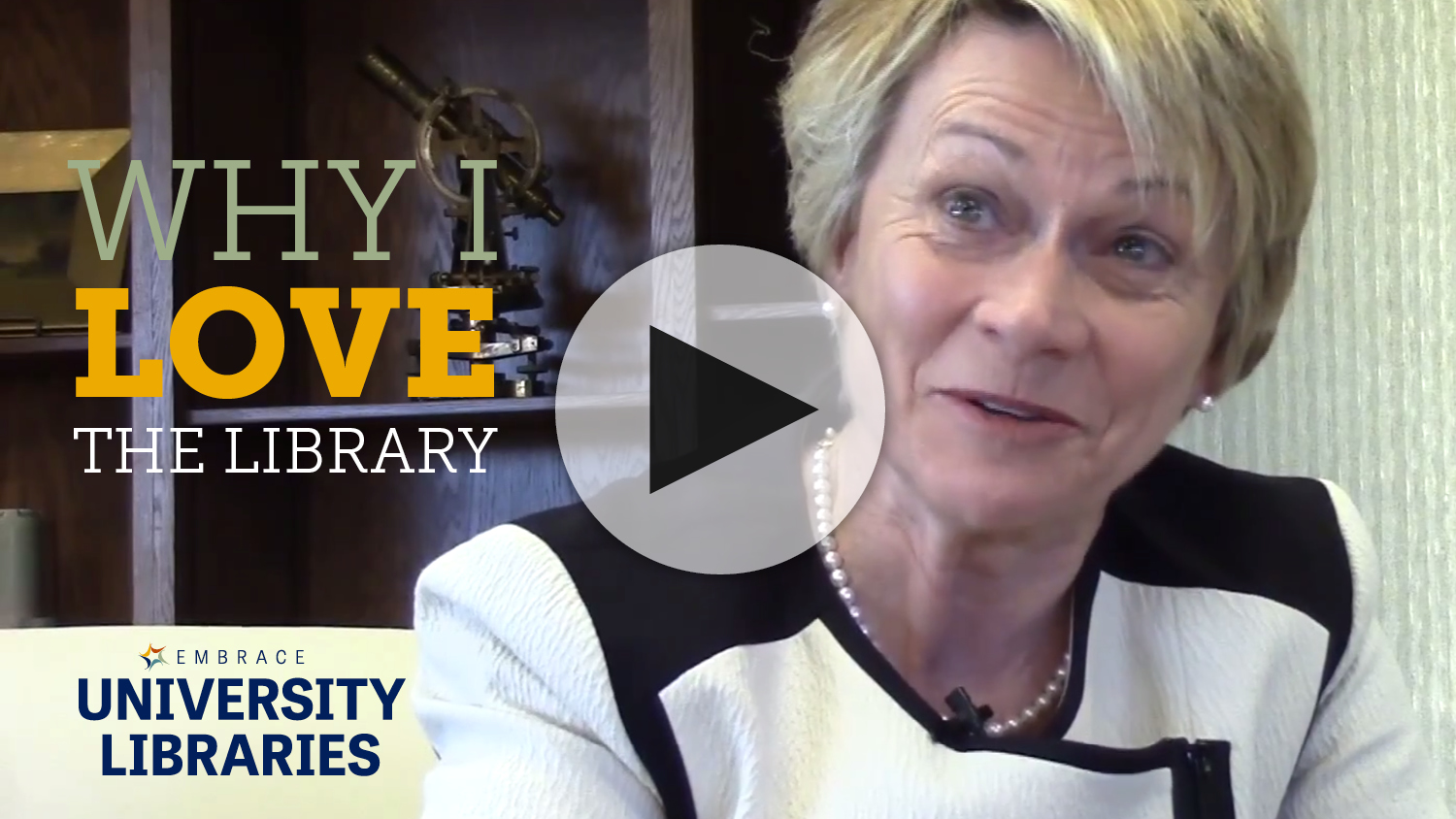 Check out this quick video to learn why people love the library